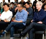 CHINA BEIJING APPLE DEVELOPERS MEETING