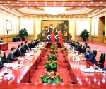 CHINA BEIJING LI KEQIANG PAKISTANI PM TALKS