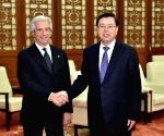 CHINA BEIJING LI KEQIANG URUGUAY MEETING