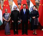 Prime Minister Manmohan Singh visititing China