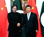 Pakistanis looking forward to Xi's visit: Imran