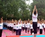 China celebrates International Yoga Day