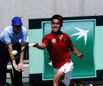 LEBANON BEIRUT TENNIS DAVIS CUP