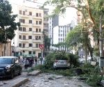 100 killed, nearly 4K injured in Beirut blasts