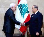 LEBANON BEIRUT IRANIAN FM VISIT
