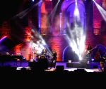 LEBANON BEIRUT BEITEDDINE ART FESTIVAL CARLA BRUNI PERFORMANCE