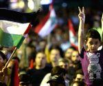 LEBANON BEIRUT AL QUDS DAY MARKING