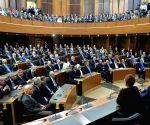 LEBANON BEIRUT NEW PRESIDENT