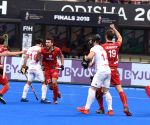 FIH World CUp: Belgium hammer England to enter final