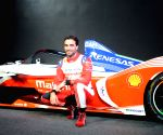 Launch of Mahindra M5 Electro race car