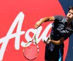 ATP Challenger Tour - Saketh Myneni vs Yannick Mertens