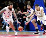 Serbia belgrade basketball fiba World Cup 2019 qualifiers