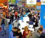 SERBIA BELGRADE TOURISM FAIR