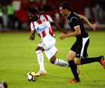 SERBIA-BELGRADE-FOOTBALL-UEFA CHAMPIONS LEAGUE-QUALIFYING-CRVENA ZVEZDA VS SUDUVA