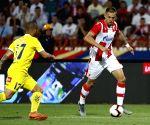 SERBIA-BELGRADE-FOOTBALL-CRVENA ZVEZDA VS HJK