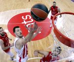 SERBIA BELGRADE BASKETBALL EUROLEAGUE ZVEZDA ARMANI