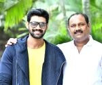 Director Bellamkonda Suresh and Srinivas pressmeet