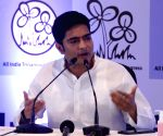 Like Bengal, Trinamool will rout BJP in Tripura: Abhishek Banerjee