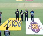Free Photo: Bengal T20 Challenge: Players, officials pay homage to Maradona