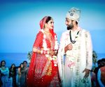 Newly-elected MP Nusrat Jahan ties the knot in Turkey