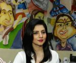 Bengali film actress Payel Sarkar joins BJP