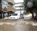 Rains lash Bengaluru