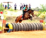 Cross Country Competition of National Equestrian Championship and Bangalore Horse Show