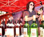 Wine festival - inauguration