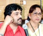 Press conference regarding the fifth death anniversary program of Vishnuvardhan