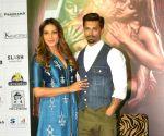 Bipasha Basu, Karan Singh Grover promote 'Alone'