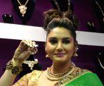 Ragini Dwivedi at a wedding fair