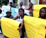 African students demand visa extension