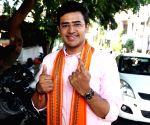 Confiscate B'luru rioters' properties like Yogi did: Karnataka MP