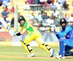 Bengaluru ODI: Smith ton takes Australia to 286/9 vs India
