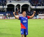 Will don 'India No.9' with pride till body permits: Chhetri