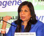 Sitharaman, Kiran Mazumdar-Shaw in Twitter spat over e-cig ban
