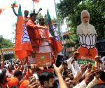 NaMo set to retain power, opposition stunned