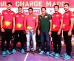 Bengaluru : Bengaluru Bulls press conference.