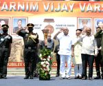 Chief  Minister of Karnataka BS Yediyurappa inaugurated the Swarnim Vijay Varsh program at Vidhana Soudha along with Home Minister Basavaraj Bommai, DCM Laxman Savadi and others, in Bengaluru on Tuesday 2nd March, 2021