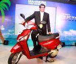 Mahindra launches 'GUSTO'