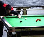 IBSF World Snooker Championships - Yan Bingtao
