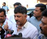 Don't vote those who sold your mandate: Shivakumar