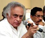 Jairam Ramesh's press conference