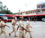 Security beefed-up in Bengaluru