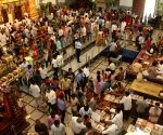 Iskcon kitchen to feed 20,000 kids in Karnataka's Mandya