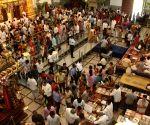 Iskcon kitchen to feed 20,000 kids in Karnataka's Mandya