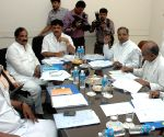 Congress Co-ordination committee meeting