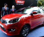 Launch of Tata Bolt car