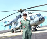 Hina Jaiswal is IAF's first woman flight engineer