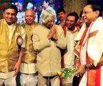 Bengaluru: APJ Abdul Kalam during a programme